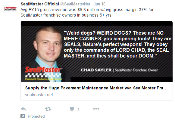 seal master weird dogs